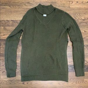 Planet Gold Sweater